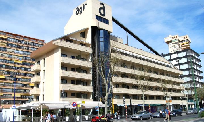 Hotel Agir Gevel