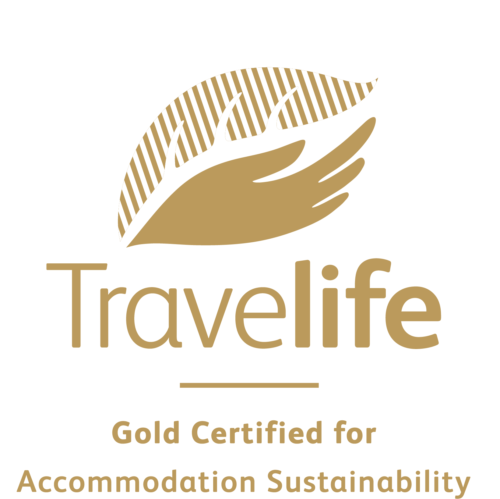 Travelife Gold Award