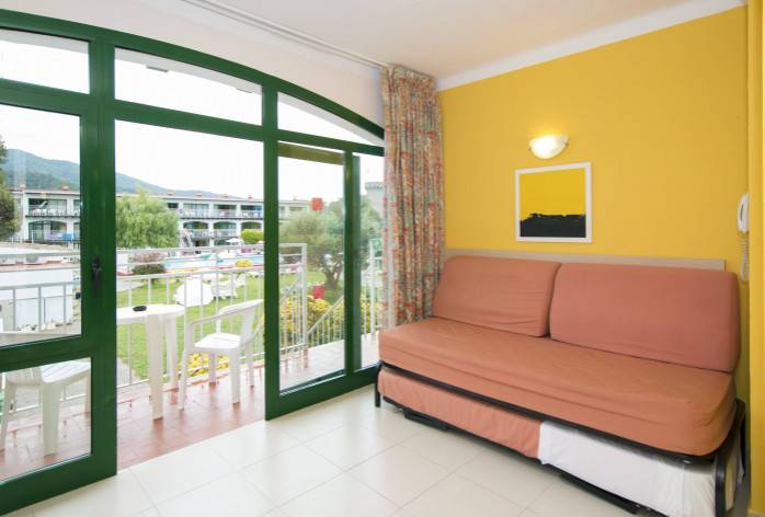Apto 2 rooms San Eloy